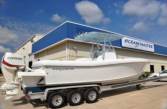 Ocean Master Boats relocates to Stuart, Florida - expands facilities and production capabilities